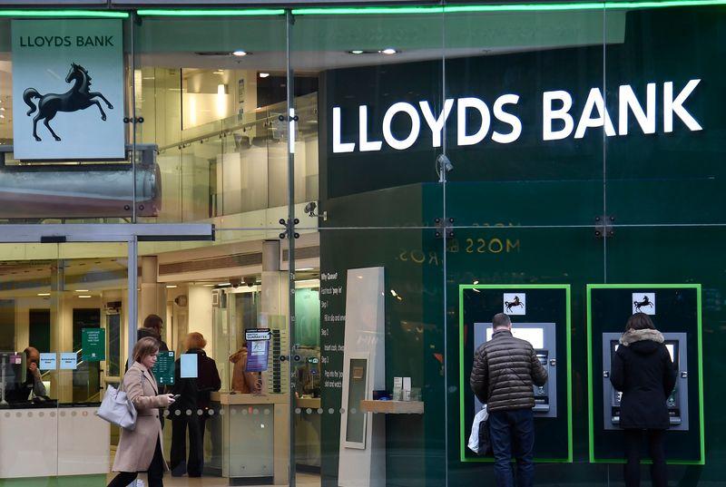 Lloyds Bank pension trustees agree 10 billion pounds insurance deal