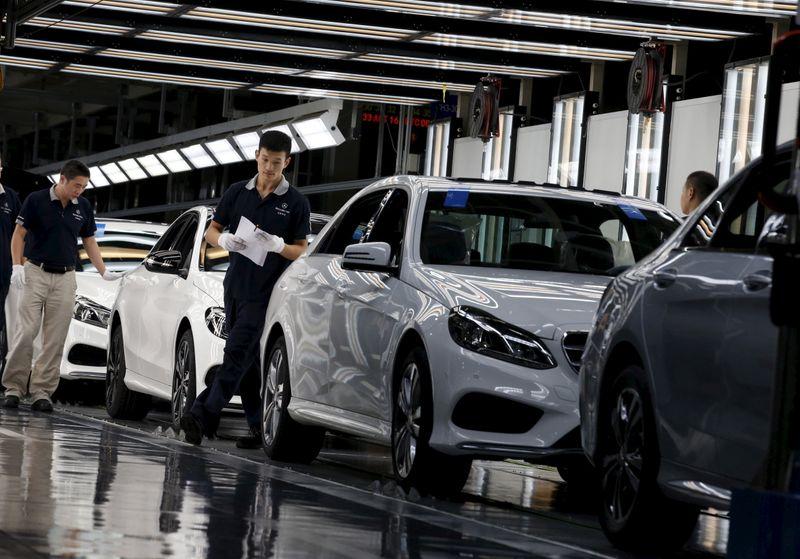 アングル:中国自動車産業、新型肺炎で第1四半期は深刻な打撃 年内に修復も