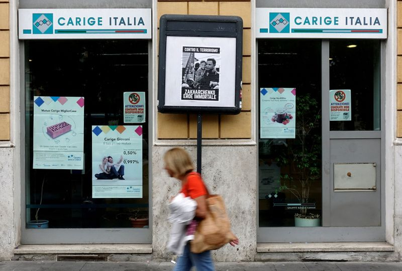 Italy's Carige appoints new board after rescue