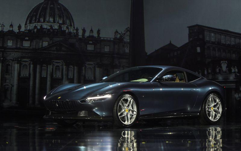 Ferrari tempers 2020 expectations with cautious upgrade