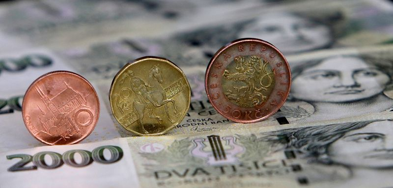 Crown seen retreating as CEE currencies gain little traction: Reuters poll