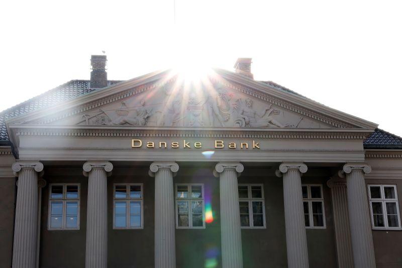 Danske Bank beats fourth-quarter net profit expectations By Reuters