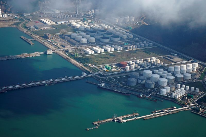 Industrial goods, oil, gas get slammed as China coronavirus slashes demand