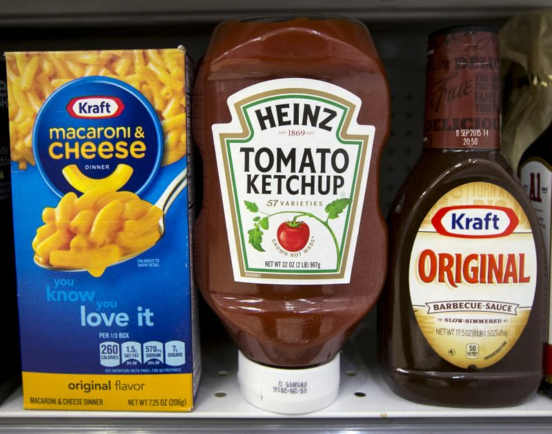 Kraft Heinz shares jump after tweet from lookalike to Barron's