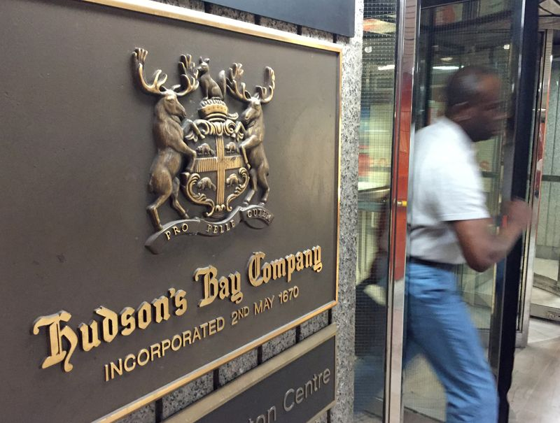 Hudson's Bay Co seeks to bolster Saks off-price stores with staff move