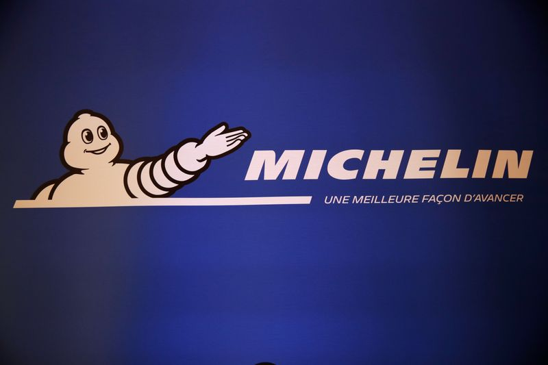 Michelin shares fall after tire maker sees lower 2020 operating income