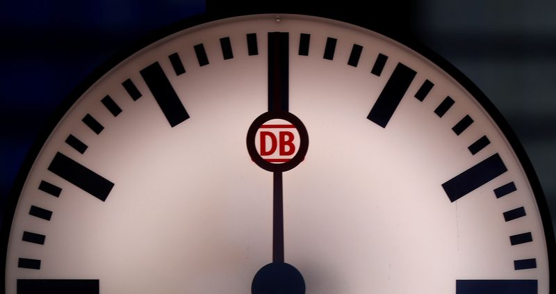 Bombardier says Deutsche Bahn's new trains to be ready by summer