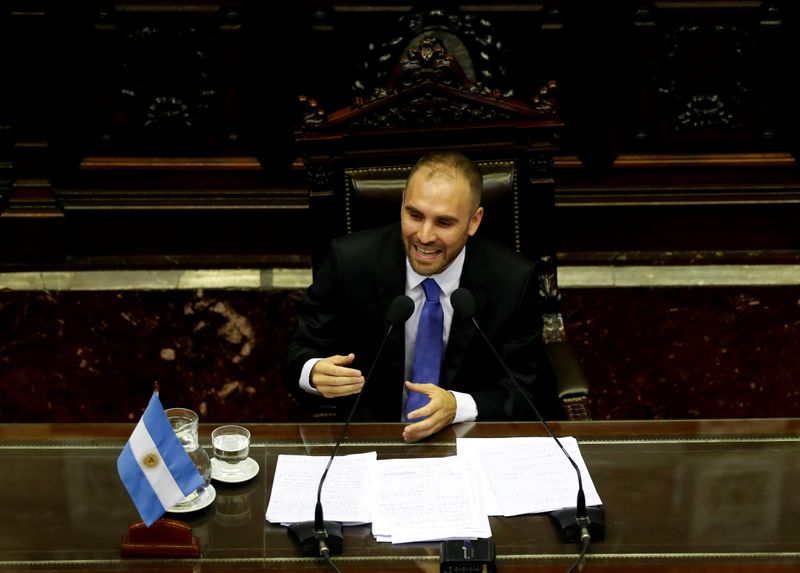 Meeting between Argentine economy minister, IMF officials had 'constructive climate': ministry
