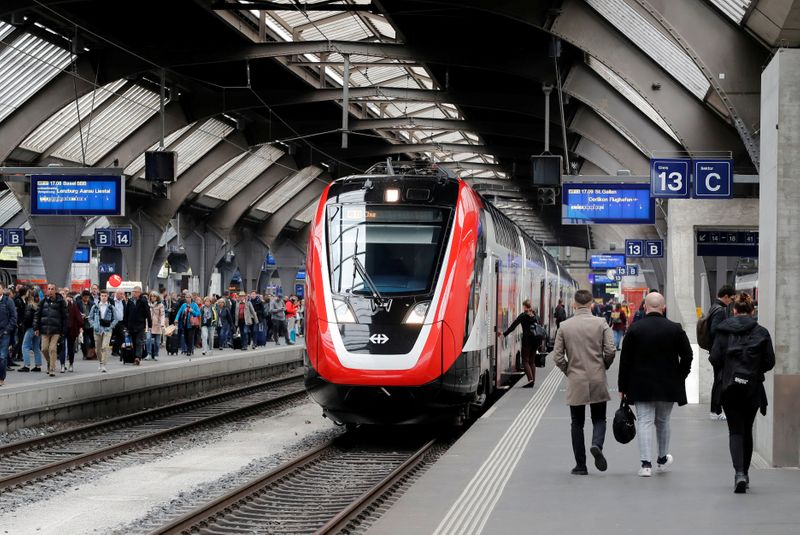 Alstom to buy Bombardier rail unit for up to $6.7 billion