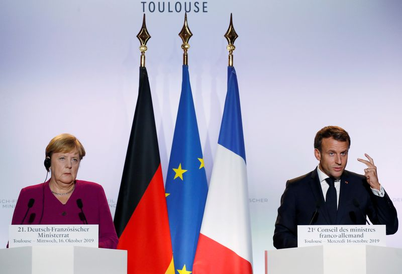 Game is on again between France and Germany as EU spars over budget