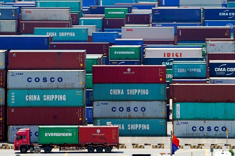 Outbreak will not change China's commitments to buy U.S. goods: senior U.S. official