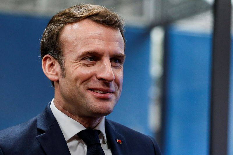 I won't let down French fishermen in Brexit talks, says Macron