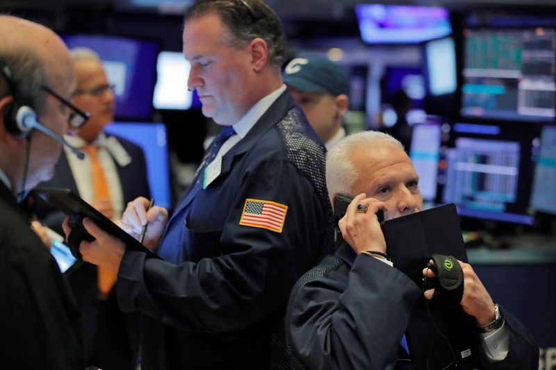Wall Street drops as coronavirus fears, business activity data weigh