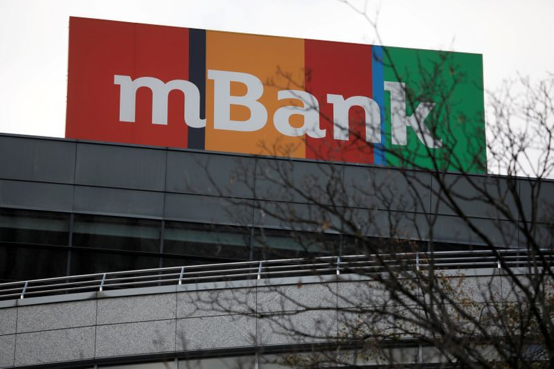 Polish oil refiner sues Commerzbank's mBank, others over interchange fees