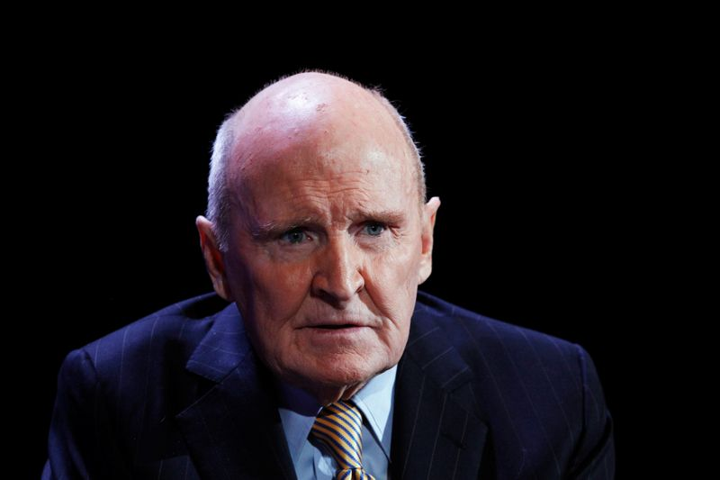 'Neutron' Jack Welch, who led GE's rapid expansion, dies at 84