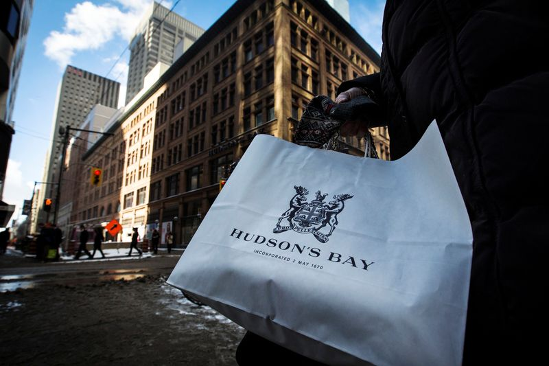Hudson's Bay Co Chairman Richard Baker to take over as CEO
