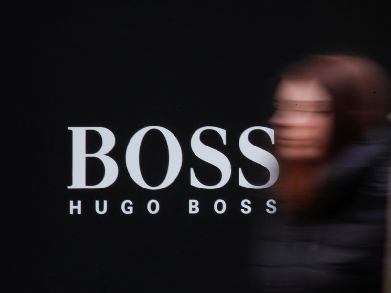 hugo boss sees coronavirus hit to s spreading from asia by reuters