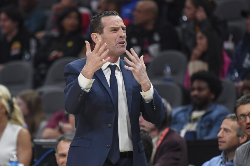 Nets part ways with coach Atkinson