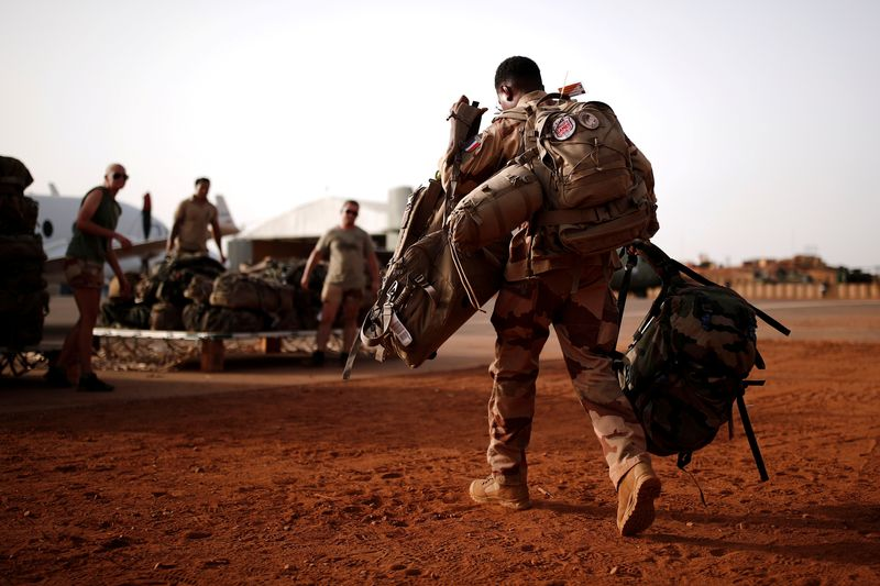 Mali militants say they are open to talks if foreign troops leave