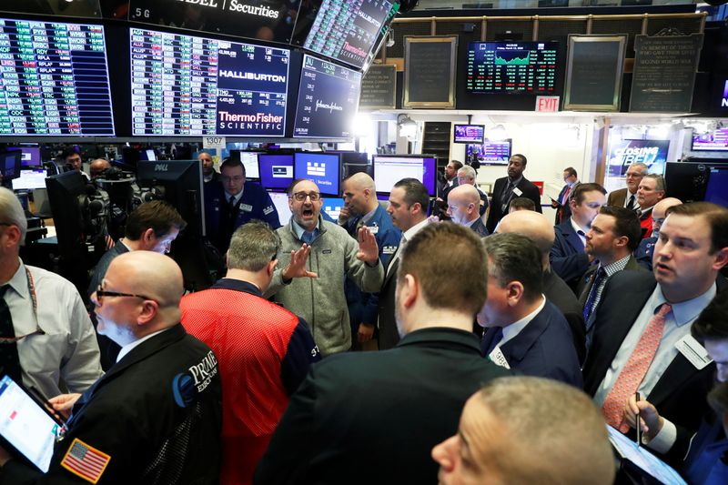 LINK The plumbing behind world's financial markets is creaking. Loudly By Reuters