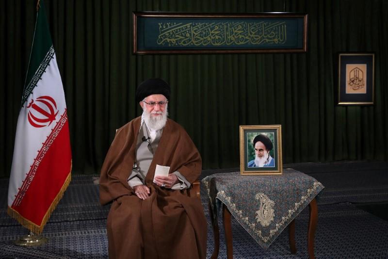 Iran's Khamenei rejects U.S. help offer, vows to defeat coronavirus