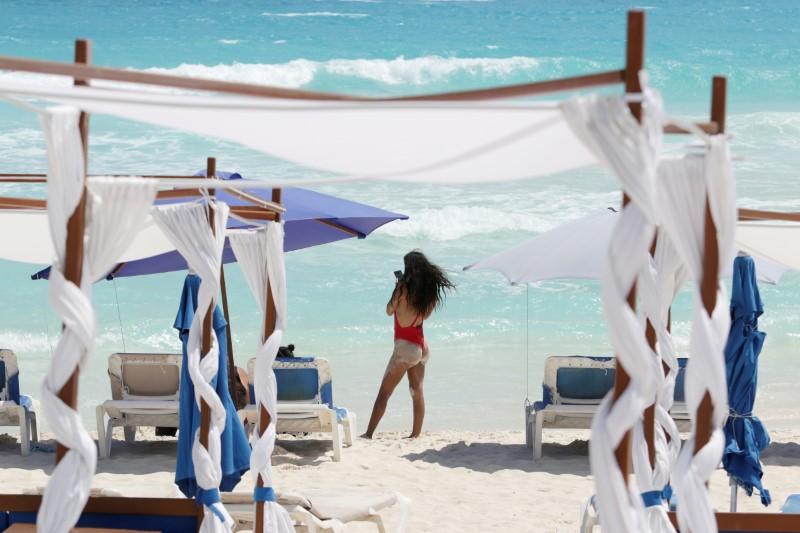 © Reuters. Brote de la enfermedad por coronavirus (COVID-19), en Cancún