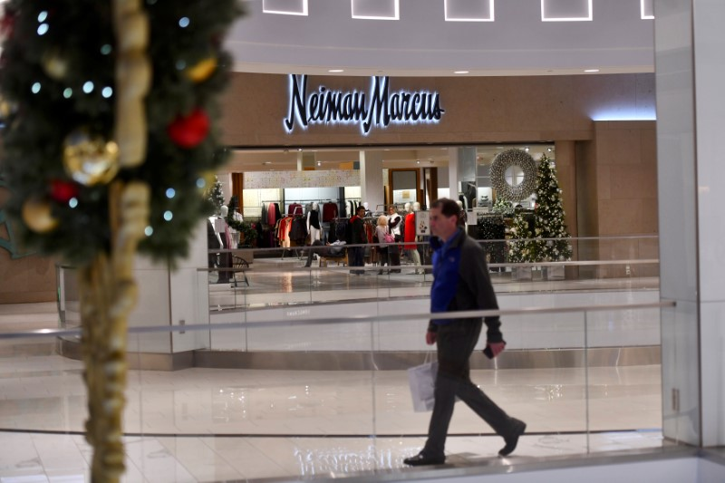 Neiman Marcus in bankruptcy talks with lenders: Bloomberg Law