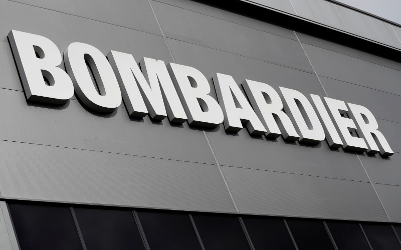 Bombardier halts most operations in Canada due to coronavirus