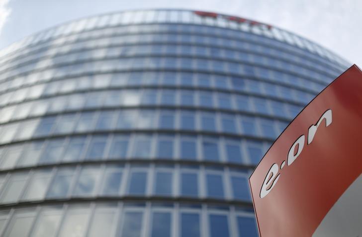 © Reuters. E.ON headquarters in Essen