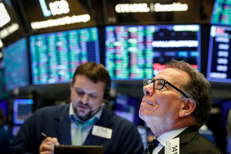 Wall Street jumps at open as jobless claims raise hopes of more stimulus - Investing.com