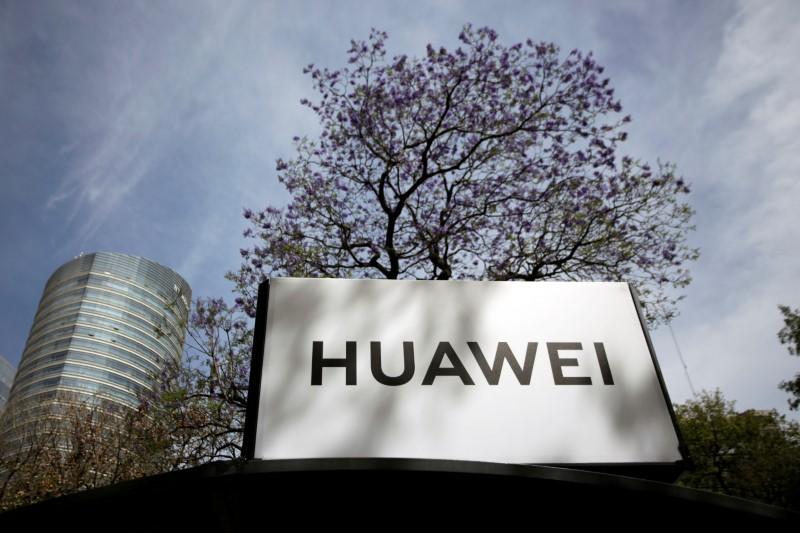 EXCLUSIVO-EUA se aproximam de mudança de regra para restringir fornecimento de chips para Huawei, dizem fontes