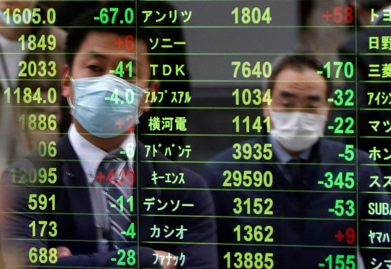 World equity markets edge higher despite oil plunge to 2002 lows