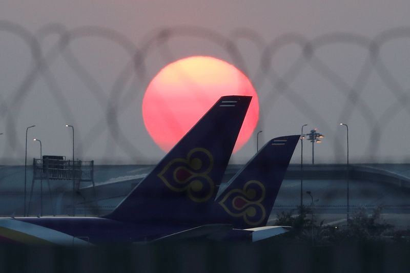 Thai Airways may cut some plane types for good after grounding jets