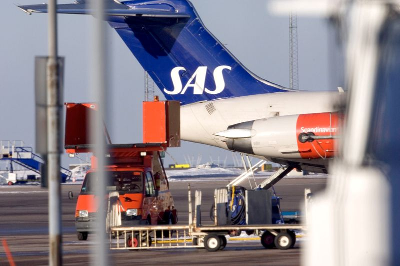 SAS launches direct cargo flight between Sweden and the United States