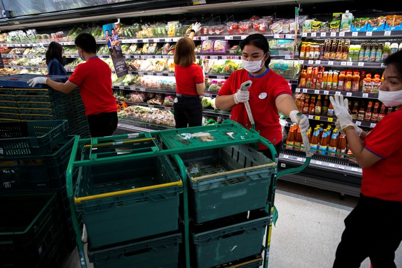 Thailand warns food delivery apps for overcharging amid coronavirus outbreak