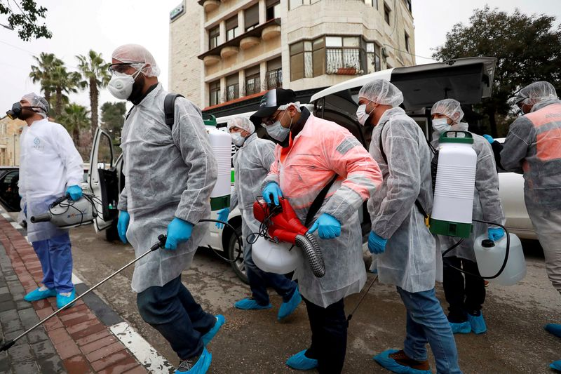 Death in the Holy Land: Coronavirus changes burial for Jews, Muslims