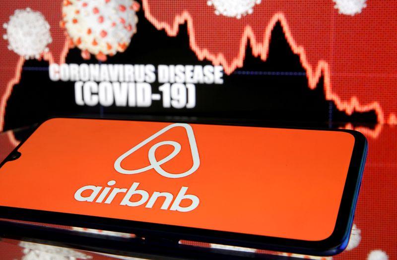 Airbnb lowers internal valuation to $26 billion as coronavirus hits bookings: source