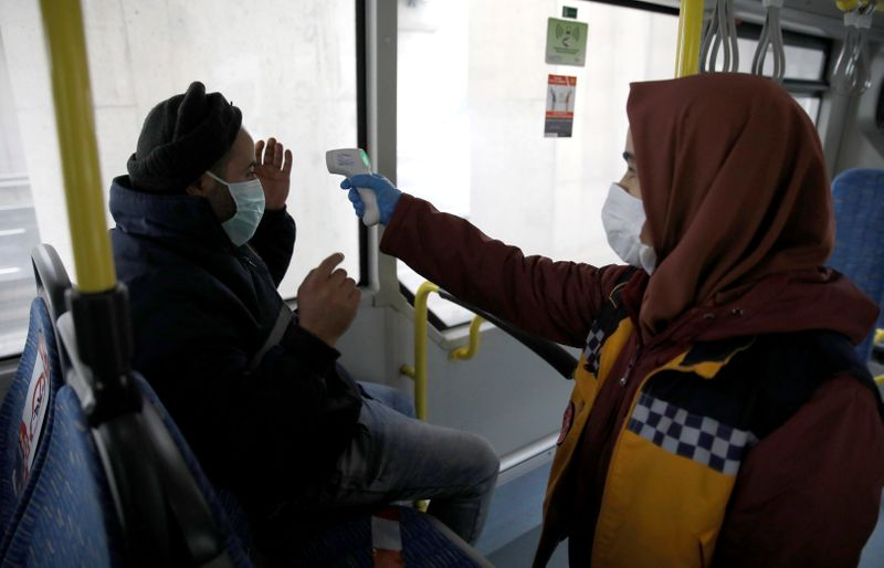 Turkey's coronavirus death toll reaches 574 with 27,069 cases: minister