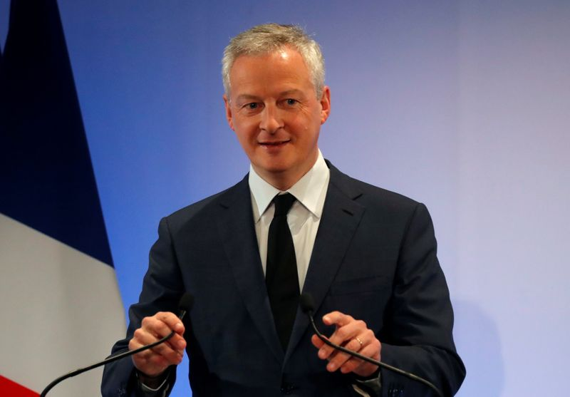 France to see worst post-war downturn this year - minister