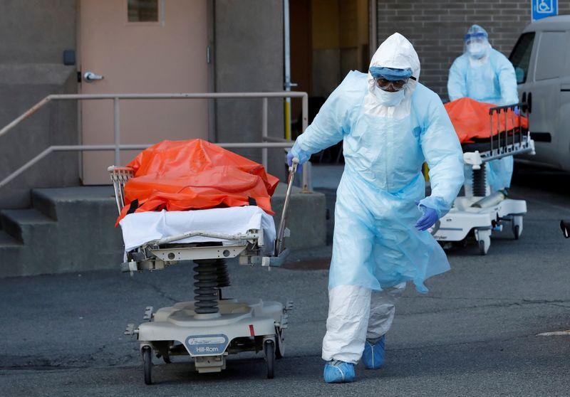 Coronavirus spread may be leveling off in New York, New Jersey; vigilance urged