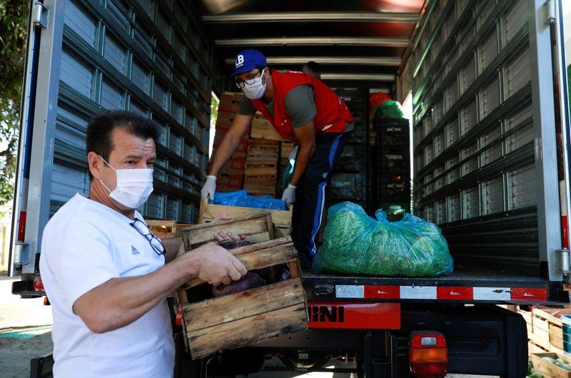 Athletes step up to help fight coronavirus in Brazil