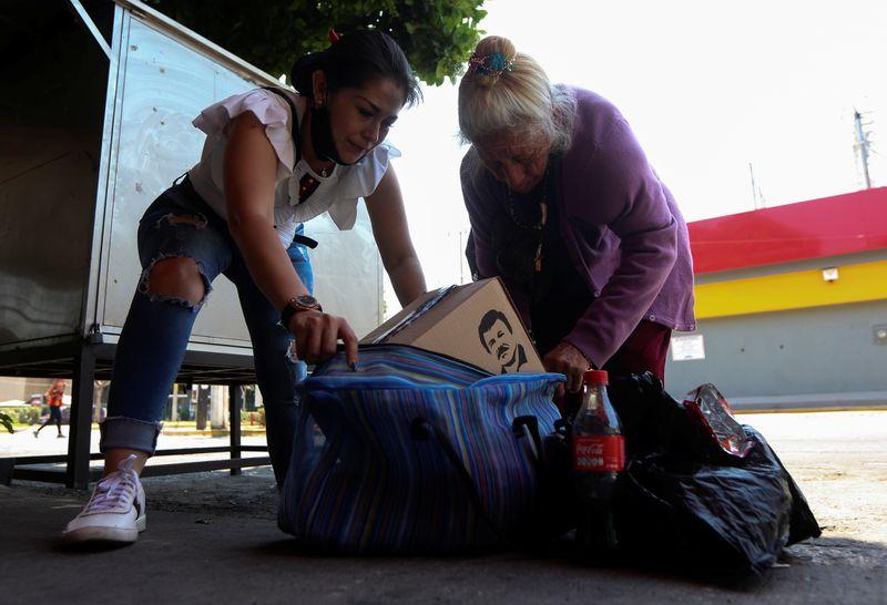 © Reuters. Outbreak of the coronavirus disease (COVID-19), in Guadalajara