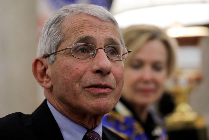 White House blocks Fauci from testifying to Congress on coronavirus response