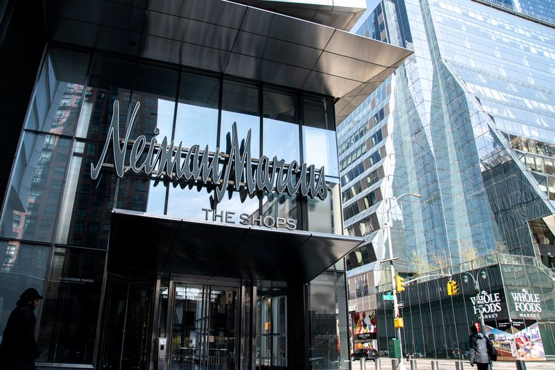 Bankruptcy court approves Neiman Marcus' plea to access financing