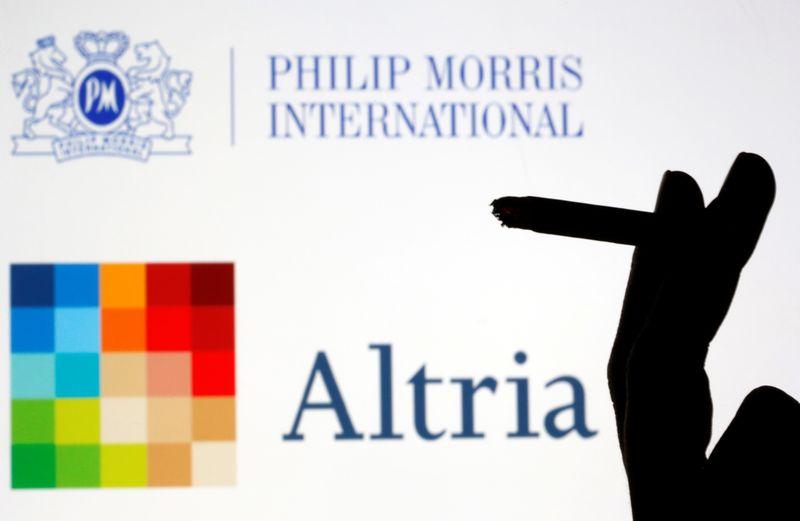 U.S. ITC says it will probe Altria, Philip Morris after RJ Reynolds complaint
