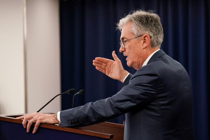 Powell, do Fed, avaliará em webcast próxima fase da economia em meio à pandemia