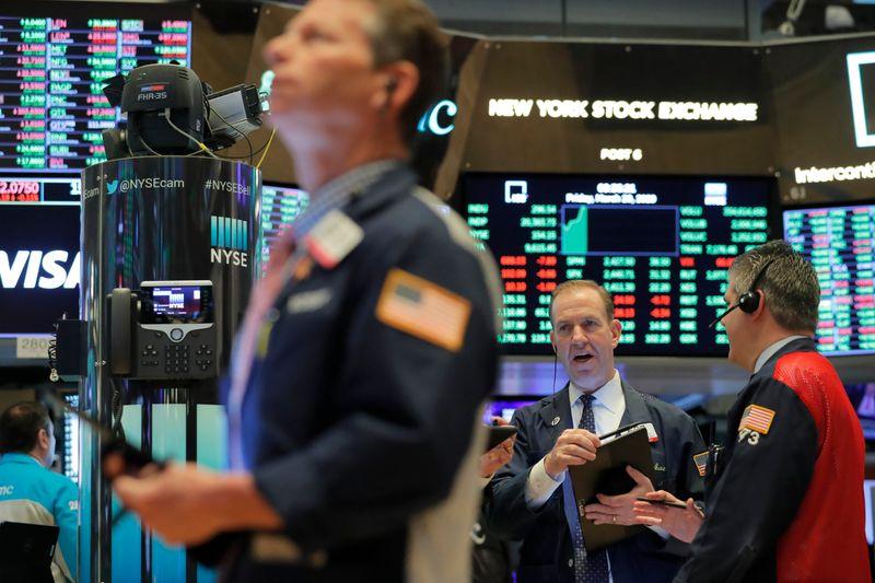 Investors prepare for more U.S. stock swings as states reopen