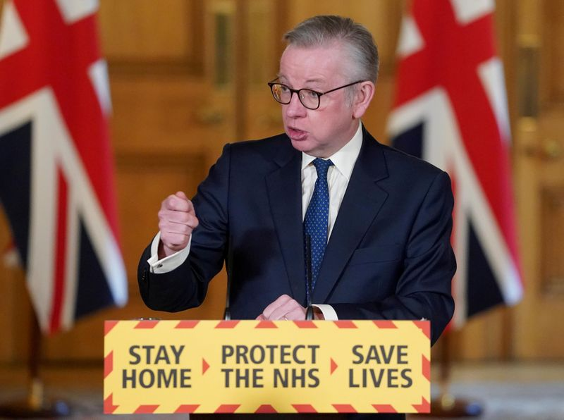 UK's Gove says EU trade deal can be done despite talks stalemate