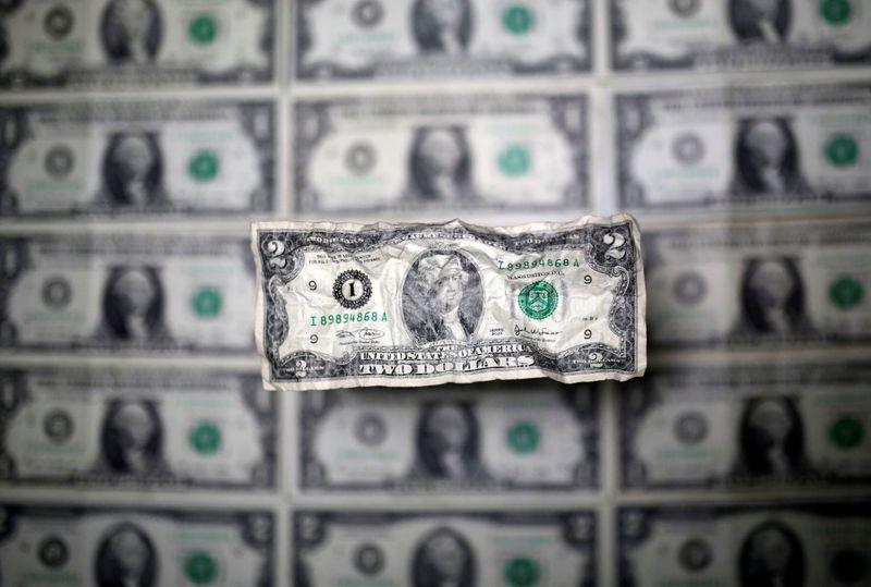 Dollar weakens as stocks gain; Norway's crown jumps