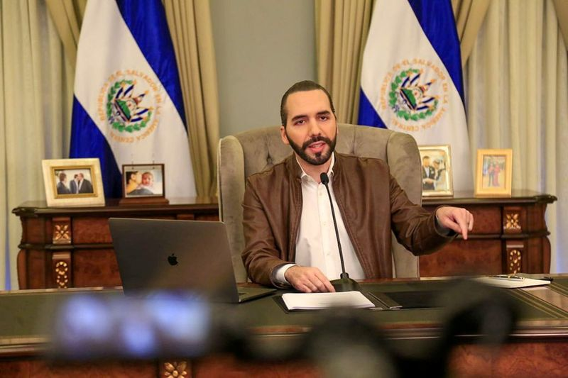 El Salvador president to propose re-opening of economy from June 6